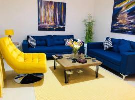 Hotel photo: New cosy 2 bedrooms in La Marsa