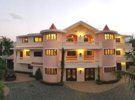 Hotel photo: Villa Elegance Hotel & Apartment