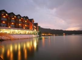 מלון צילום: The Richforest Hotel- Sun Moon Lake