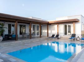 Hotel photo: Luxury Villa Private Pool Lanzarote