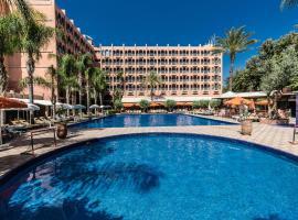 Хотел снимка: El Andalous Lounge & Spa Hotel