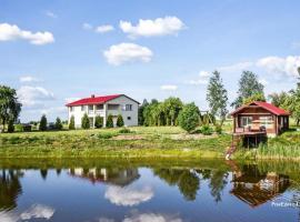 Hotel near Wiłkomierz