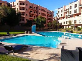 Hotel Photo: Moroccan Apartments in Premium