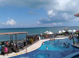Hotel photo: Playa sol arena y mar!!!.