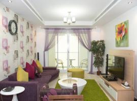 Hotel photo: Luxurious two bedroom apartment in central Muscat