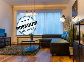 酒店照片: Appartement Parc d'Avroy