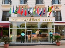 Hotel near Bissau-Guinea