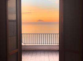 Hotel photo: sunset