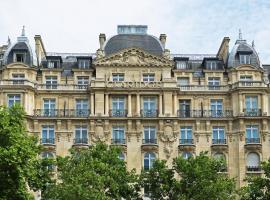 Hotel Photo: Fraser Suites Le Claridge Champs-Elysées