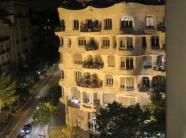 A picture of the hotel: Luxury apartment in Paseo Gracia