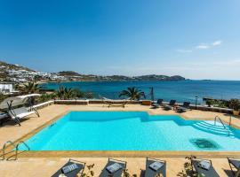 Hotel photo: Villa Ocealia by Mykonos Pearls