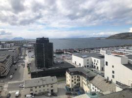 Hotel photo: Bodø 360 - drømmeleilighet - panoramautsikt