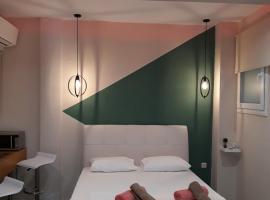 Hotel photo: Studiosbank KAB F