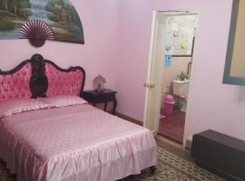 Hotel near Santiago di Cuba