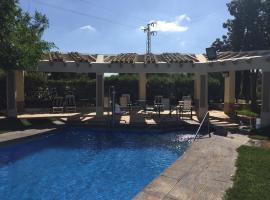 Ξενοδοχείο φωτογραφία: Hotel Rural Hoyo Bautista
