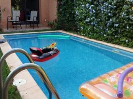 Hotel photo: Jardin Atlas Villa ÉMERAUDE 454