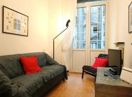 酒店照片: Holiday Apartment in Genoa San Bernardo