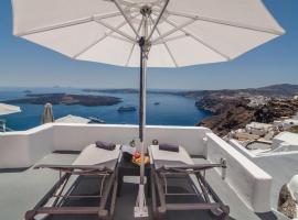 מלון צילום: Thira Panoramic Views Villa