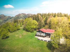 Hotel near Trbovlje