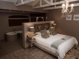 Hotel photo: Klip en Kristal Guest House