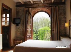 Hotel photo: Hospederia Santillana