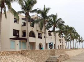 Hotel photo: NOOR PLAZA BEACH FURNISHED FLATS