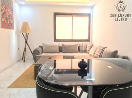 Hotel Foto: ZEN 2 bedrooms apartment in Gueliz !