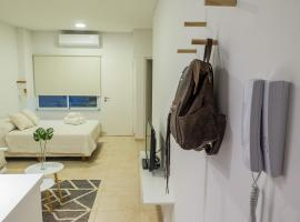 Hotel photo: Hermoso estudio con patio privado