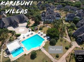 Hotel photo: African Dream Vacation Malindi-Olson Villa Mambrui