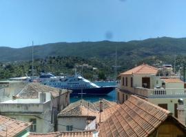 Hotel near Poros