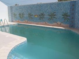 Hotel near Midoun