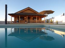 Zdjęcie hotelu: Casa Rural Madera y Miel