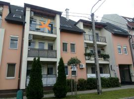 Hotel photo: Bettina47 apartman