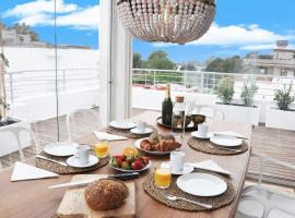 Hotel photo: Jaime Luxury Apartment with terrace