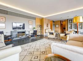 Hotel photo: Apartment Bergara