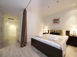 Hotel photo: Signature Holiday Homes - Luxurious Studio Apartment D1 Tower Waterfront