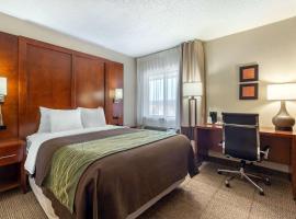 Hotel photo: Comfort Inn Trolley Square