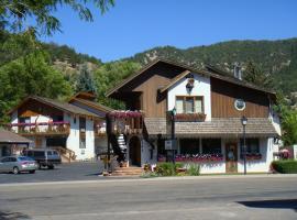 Hotel photo: Starlight Lodge