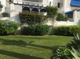 Hotel photo: Apartamento de Lujo Puerto Banús, Playas del Duque