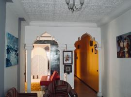 Hotel kuvat: Charming Riad, 5 minute walk from Tram station