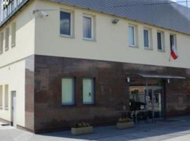 Hotel near ורשה
