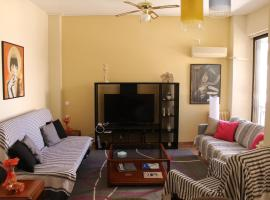 Hotel photo: Family apartment near center of Athens
