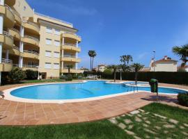 Hotel photo: Apartamento Oliva Nova, 4 Personas