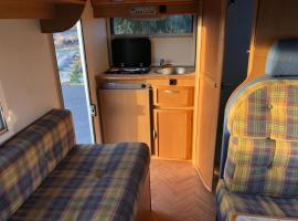 Hotel Photo: Holiday in Camper