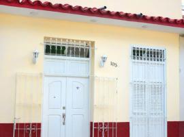 Фотография гостиницы: Hostal D' Cespedes