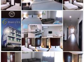 Hotel near Brunei