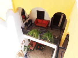 Hotel photo: Riad/apartment Sharqi