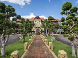 Hotel near Cambodia