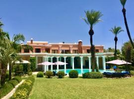 Hotel photo: Villa Vent D'Abiad
