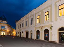 Hotel near Эгер